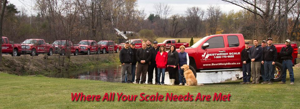 Where All Your Scale Needs Are Met | Best Weigh Staff 1