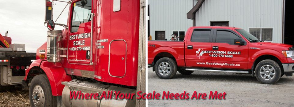 Where All Your Scale Needs Are Met | Company Trucks 2